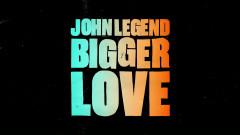 Bigger Love (Official Lyric Video) - John Legend