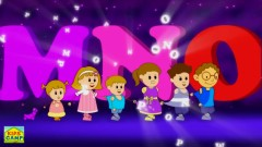 Nursery Rhymes (ABC Song - ABC Song for Children) - KidsCamp