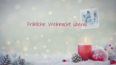 Fröhliche Weihnacht überall (Offizielles Lyric Video) - Jan&Jascha
