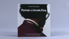 Vinyl Unboxing: Roman J. Israel, Esq. (Original Motion Picture Soundtrack) - Music by James Newton Howard - James Newton Howard