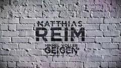 Himmel voller Geigen (Offizielles Lyric-Video) - Matthias Reim