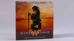 Vinyl Unboxing: Rupert Gregson-Williams - Wonder Woman  (Original Motion Picture Soundtrack) - Rupert Gregson-Williams