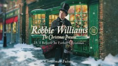 I Believe in Father Christmas (Official Audio) - Robbie Williams