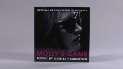 Vinyl Unboxing: Molly's Game (Original Motion Picture Soundtrack - Music by Daniel Pemberton - Daniel Pemberton