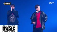 Firetruck + Rap Perf (2016 MAMA) - NCT 127, Jooheon, Taeyong
