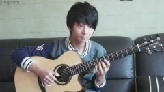 You Belong With Me - Sungha Jung