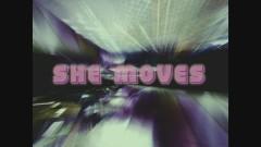 She Moves (Lyric Video) - Sezairi