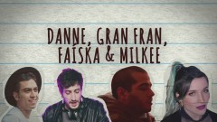 Ela Vai (Alphaloud Remix) (Lyric Video) - Alphaloud, Fáiska, Milkee, DANNE, Gran Fran