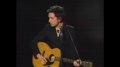 Living The Blues (Live On The Johnny Cash TV Show) - Bob Dylan