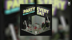 Party Everyday (Pseudo Video) - Will Sparks, Cat Dealers