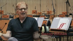 The Making Of Danny Elfman - Concerto for Violin & Orchestra