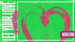Let Your Love (Menrva Remix) [Audio] - Sammy Porter