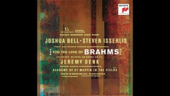 Double Concerto in A Minor, Op. 102 for Violin, Cello and Orchestra/II. Andante - Joshua Bell, Steven Isserlis, Academy of St Martin in the Fields