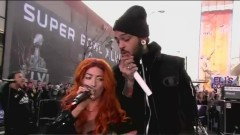 Ass Back Home (Live On Today 03.02.2012) - Gym Class Heroes, Neon Hitch