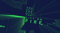 She Sets The City On Fire (Lyric Video) - Gavin DeGraw