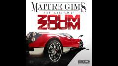 Zoum Zoum (Audio) - Maître Gims, Djuna Family