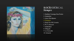 Siempre (Cover Audio) - Rocío Dúrcal