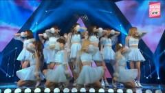 Secret (161116 Asia Artist Awards) - WJSN (Cosmic Girls)