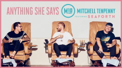 Anything She Says (Audio) - Mitchell Tenpenny, Seaforth