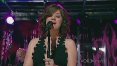Maybe (Sessions @ AOL 2007) - Kelly Clarkson
