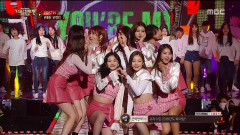 WEE WOO (2017 MBC Music Festival) - PRISTIN