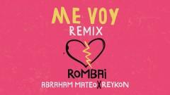Me Voy (Remix - Audio)