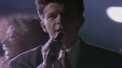 It Would Take a Strong Strong Man (Official HD Video) - Rick Astley