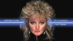 It's a Jungle Out There (Visualiser) - Bonnie Tyler