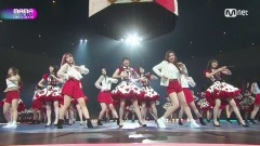 Heavy Rotation + Koisuru Fortune Cookies (2017 MAMA In Japan)