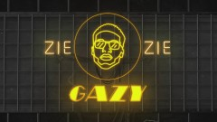 Gazy (Lyric Video) - ZieZie