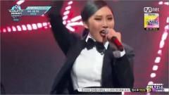 Decalcomanie (161117 M Countdown x 2016 MAMA Highlights) - Mamamoo