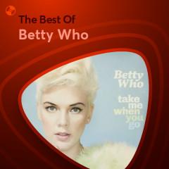 Những Bài Hát Hay Nhất Của Betty Who