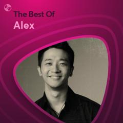 Những Bài Hát Hay Nhất Của Alex - Alex