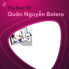 Những Bài Hát Hay Nhất Của Quân Nguyễn Bolero - Quân Nguyễn Bolero