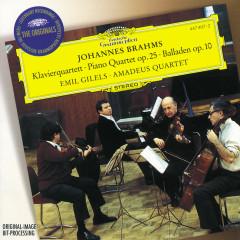 Members of the Amadeus Quartet