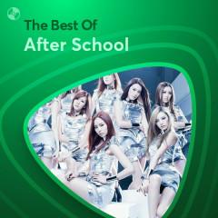 Những Bài Hát Hay Nhất Của After School - After School
