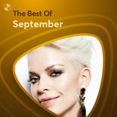 Những Bài Hát Hay Nhất Của September - September