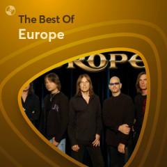 Những Bài Hát Hay Nhất Của Europe - Europe