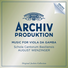 Violen-Ensemble Der Schola Cantorum Basiliensis