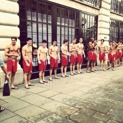 The Hottest Abercrombie & Fitch Guys