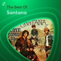 Những Bài Hát Hay Nhất Của Santana - Santana