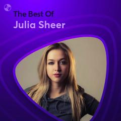Những Bài Hát Hay Nhất Của Julia Sheer