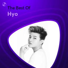 Những Bài Hát Hay Nhất Của Hyo - Hyo