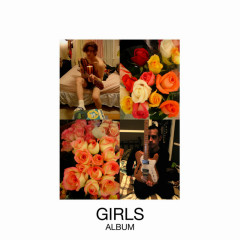 GIRLS GIRLS DEAL FIRST SINGLE ALBUM STRONG GIRLS - Girls Girls