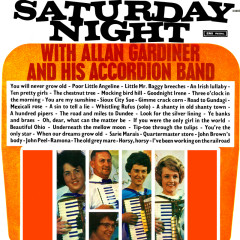 Allan Gardiner And His Accordion Band