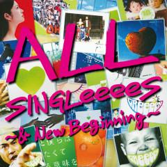 ALL SINGLeeeeS -& New Beginning- CD1 - GreeeeN