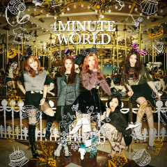4minute World (5th Mini Album) - 4MINUTE
