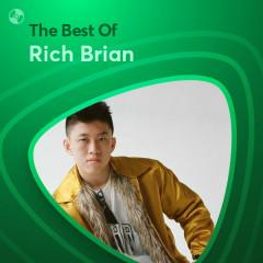 Những Bài Hát Hay Nhất Của Rich Brian