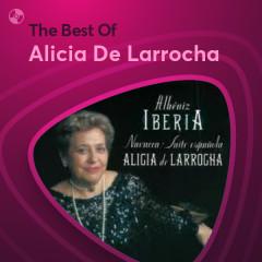 Những Bài Hát Hay Nhất Của Alicia De Larrocha - Alicia De Larrocha