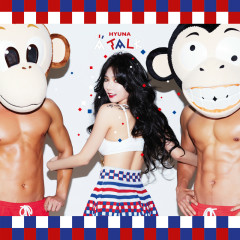 A Talk (3rd Mini Album) - Hyuna